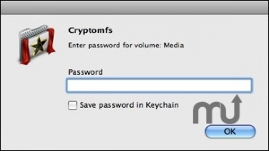 Cryptomfs for Mac - review, screenshots