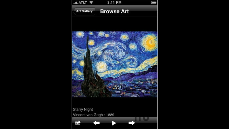 Art Gallery Free for Mac - review, screenshots