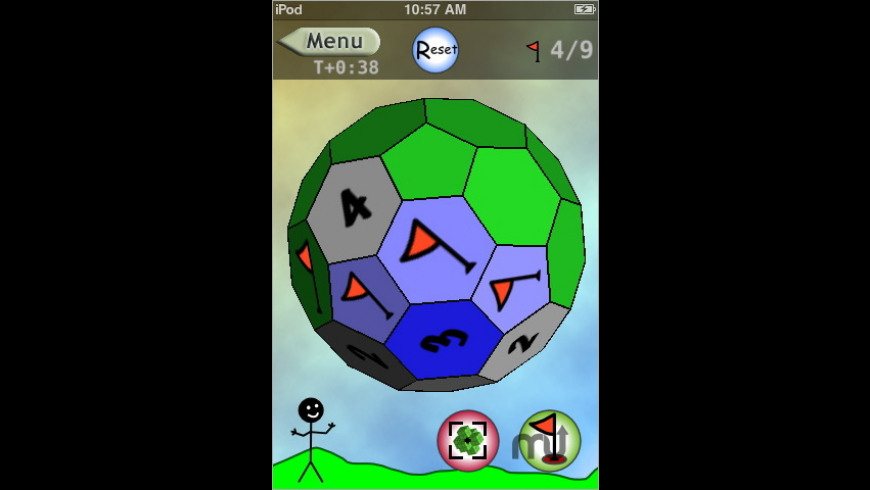 MineHunt 3D for Mac - review, screenshots