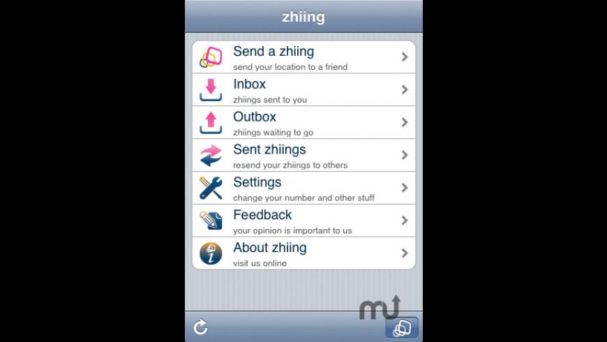 zhiing for Mac - review, screenshots