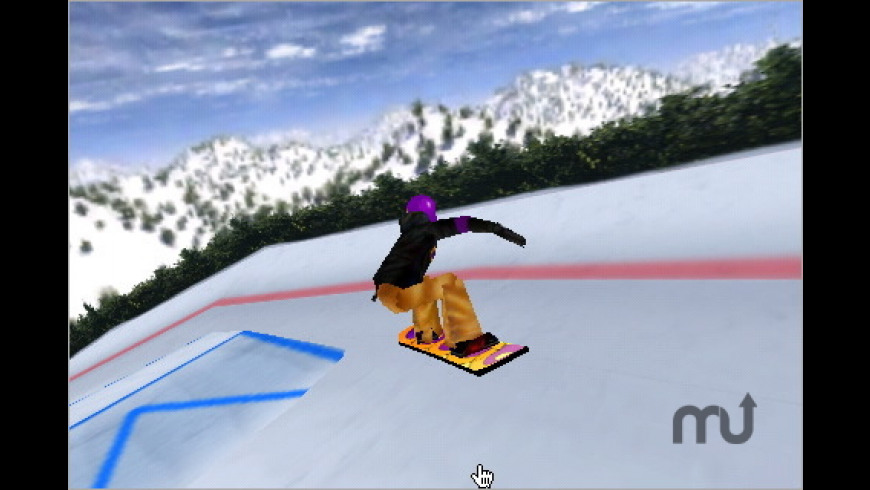 Crazy Snowboard for Mac - review, screenshots