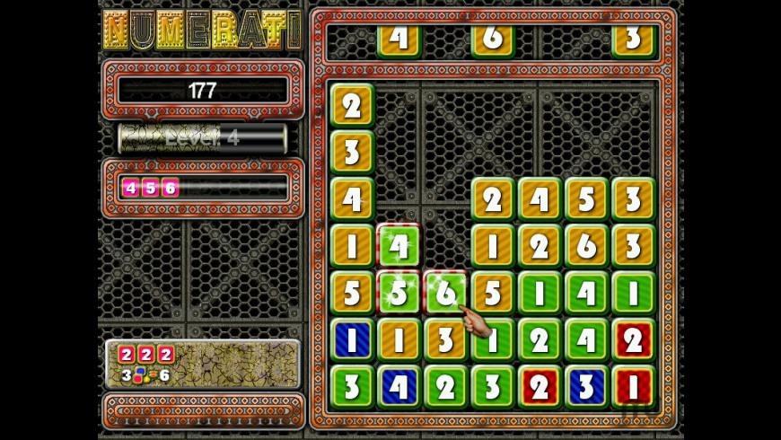 Numerati for Mac - review, screenshots