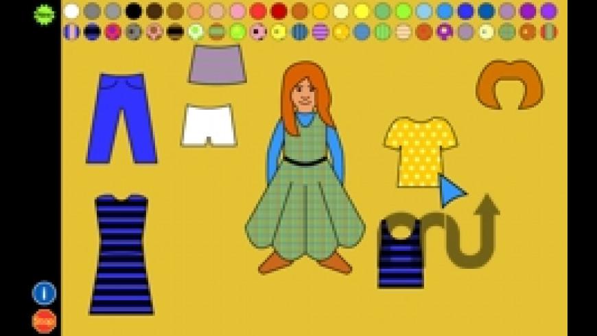 FishDog Dressup for Mac - review, screenshots