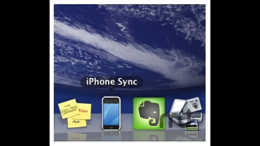 iPhone Sync for Mac - review, screenshots