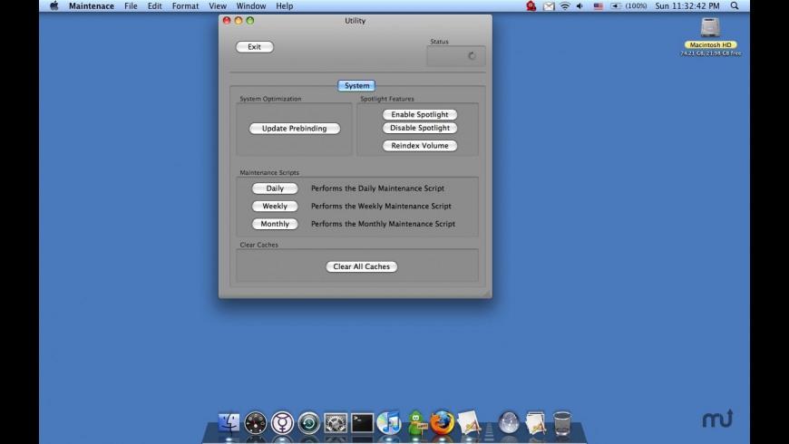 MacLacquer for Mac - review, screenshots