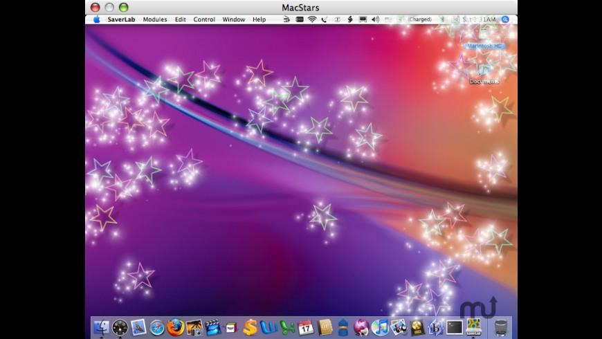 MacStars for Mac - review, screenshots