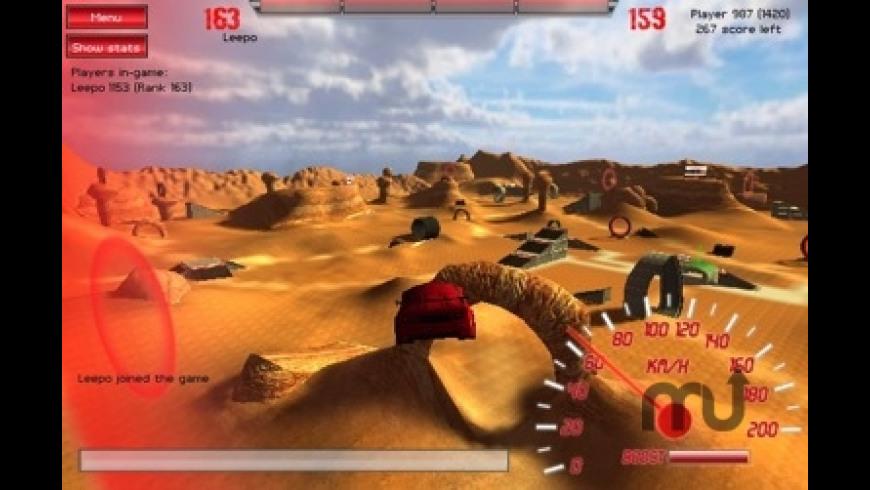CrashDrive3D for Mac - review, screenshots