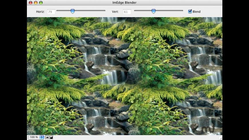 ImEdge Blender for Mac - review, screenshots