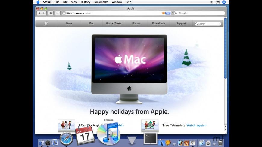 Indicator(s) for Mac - review, screenshots