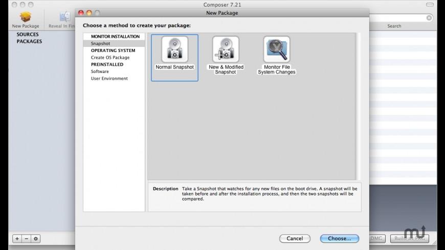 Composer for Mac - review, screenshots