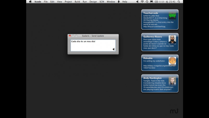 Scalare for Mac - review, screenshots