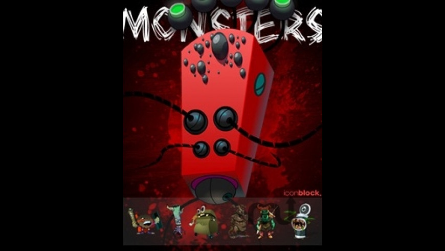Monsters for Mac - review, screenshots