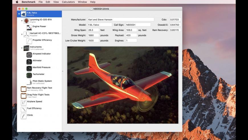 Benchmark for Mac - review, screenshots