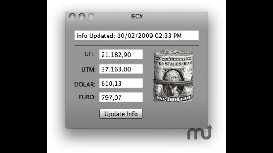 IECX for Mac - review, screenshots