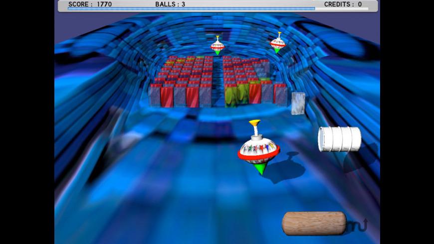 jalada Spinball for Mac - review, screenshots