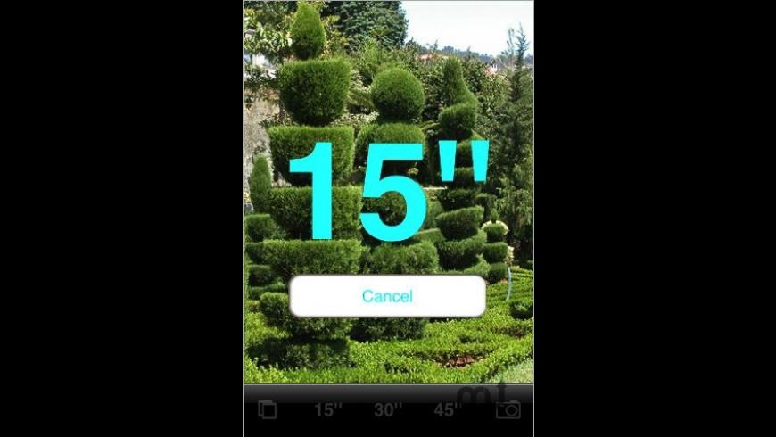 Camera Timer for Mac - review, screenshots