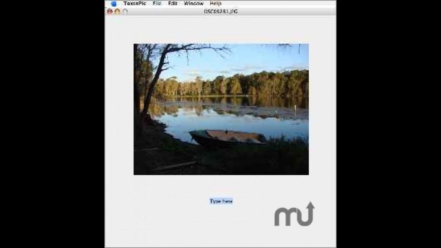 TextnPic for Mac - review, screenshots