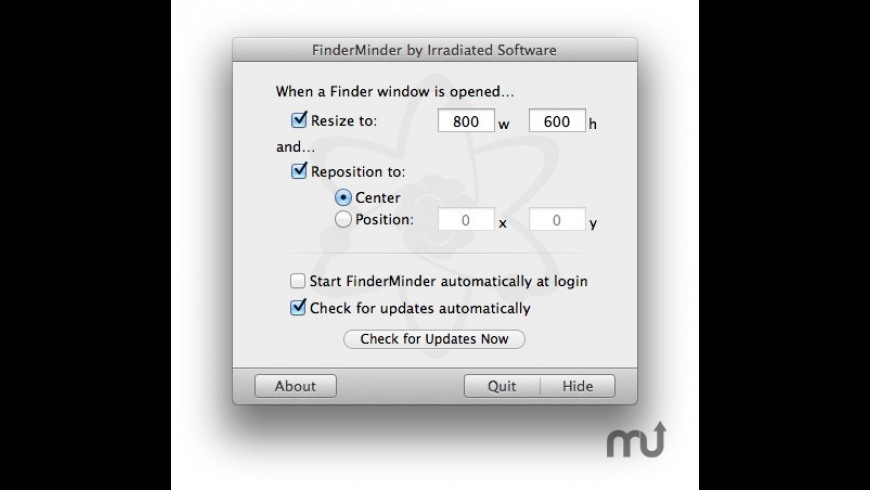 FinderMinder for Mac - review, screenshots