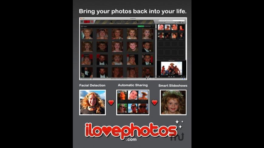 iLovePhotos for Mac - review, screenshots