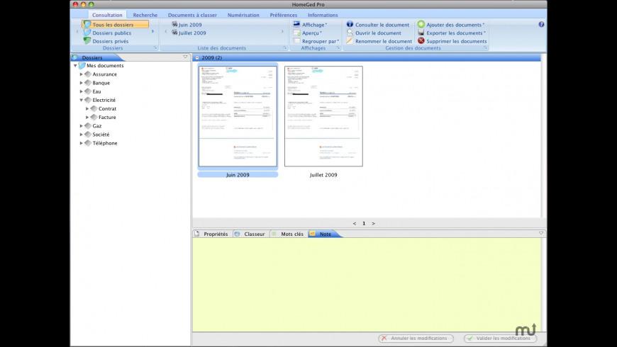 HomeGed Enterprise for Mac - review, screenshots