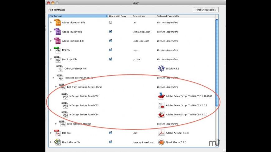 Soxy for Mac - review, screenshots