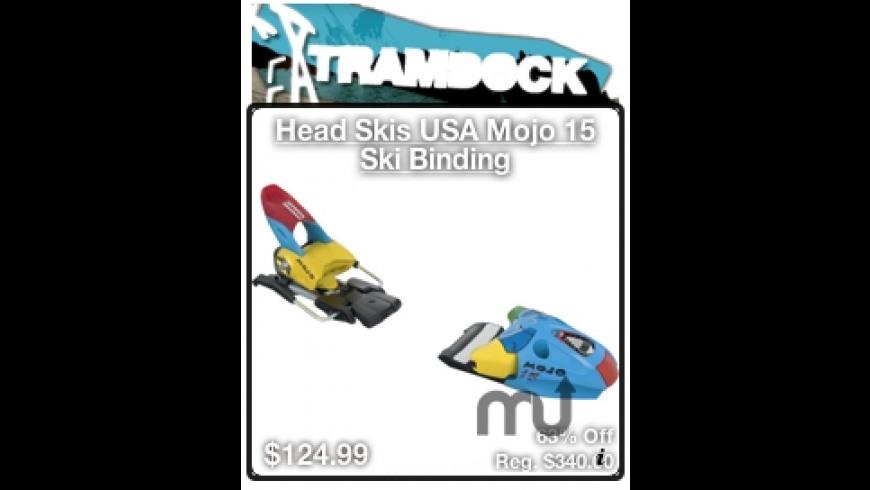 Tramdock for Mac - review, screenshots