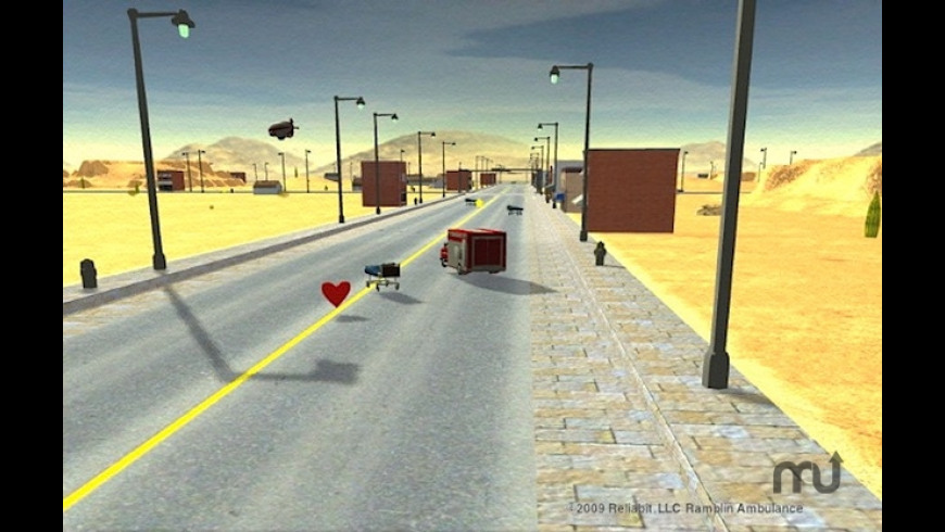 Ramblin Ambulance for Mac - review, screenshots