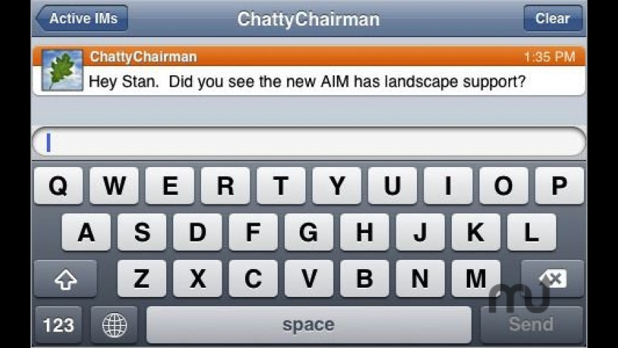 AIM for Mac - review, screenshots