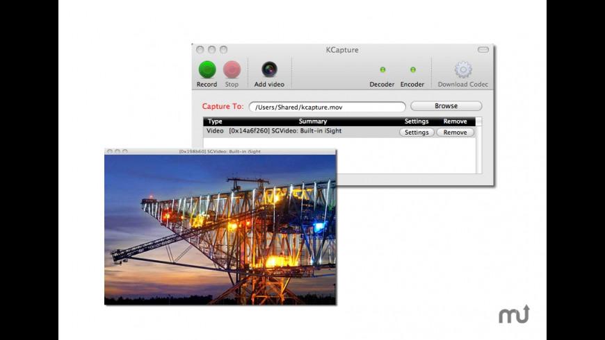 KCapture for Mac - review, screenshots