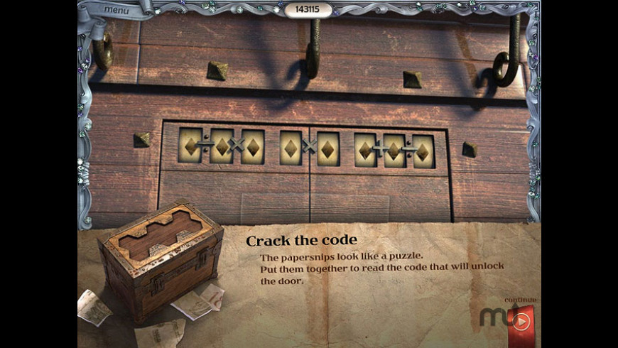 Youda Legend: The Curse of the Amsterdam Diamond for Mac - review, screenshots