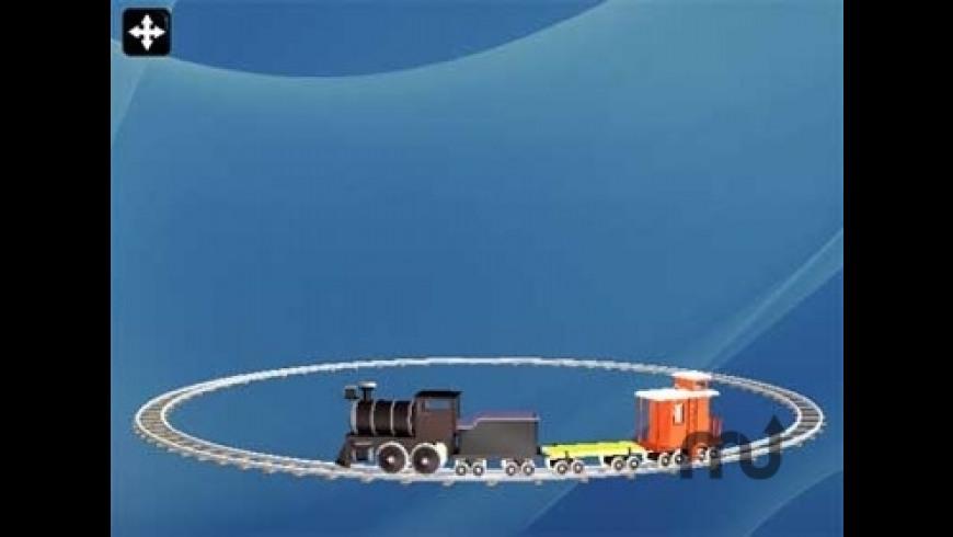 Toy Train Widget for Mac - review, screenshots