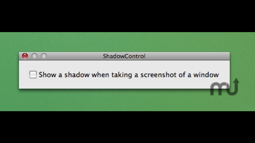 ShadowControl for Mac - review, screenshots
