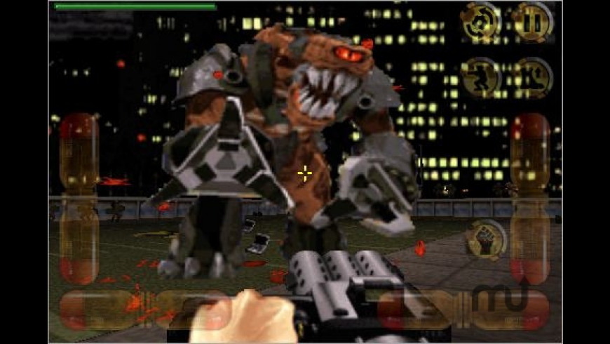 Duke Nukem 3D for Mac - review, screenshots