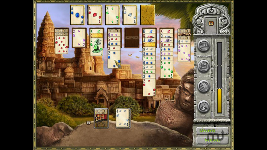 Jewel Quest Solitaire 3 for Mac - review, screenshots