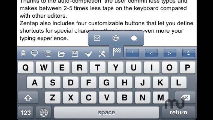 ZenTap Pro for Mac - review, screenshots