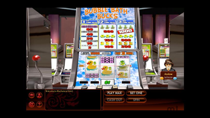 Hoyle Slots 2010 for Mac - review, screenshots