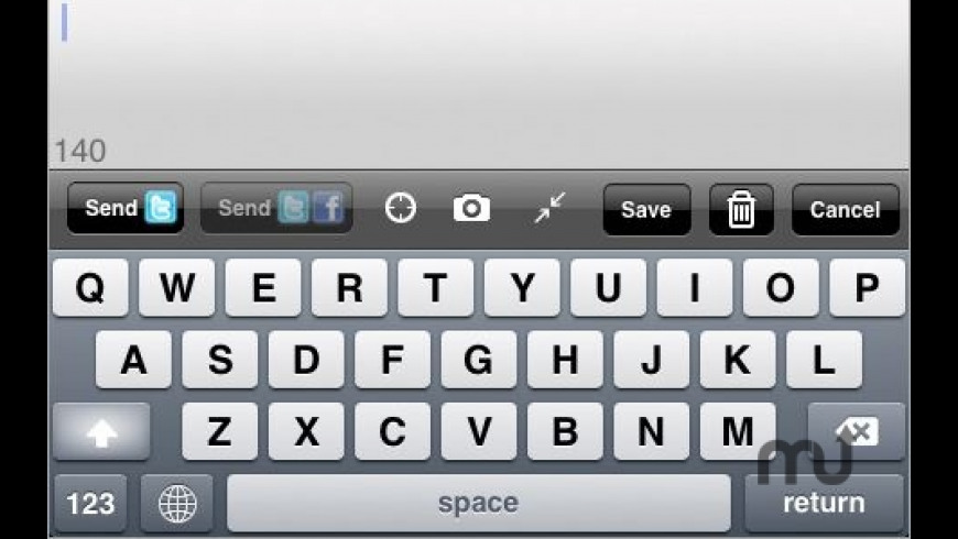 Twitter Landscape for Mac - review, screenshots