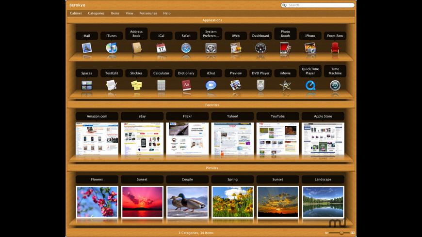 Berokyo for Mac - review, screenshots