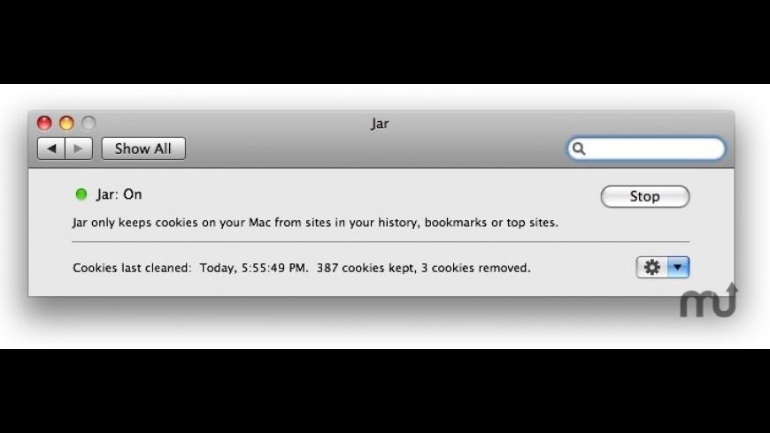 Jar for Mac - review, screenshots