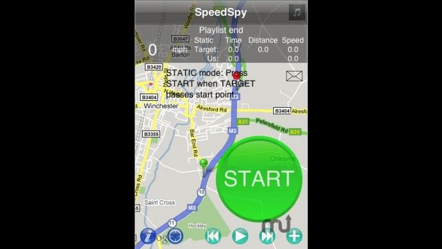 SpeedSpy for Mac - review, screenshots