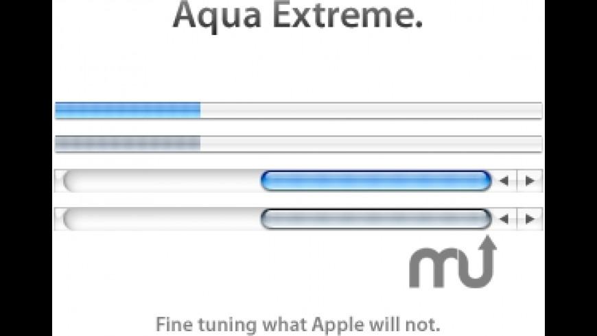 Aqua Extreme for Mac - review, screenshots
