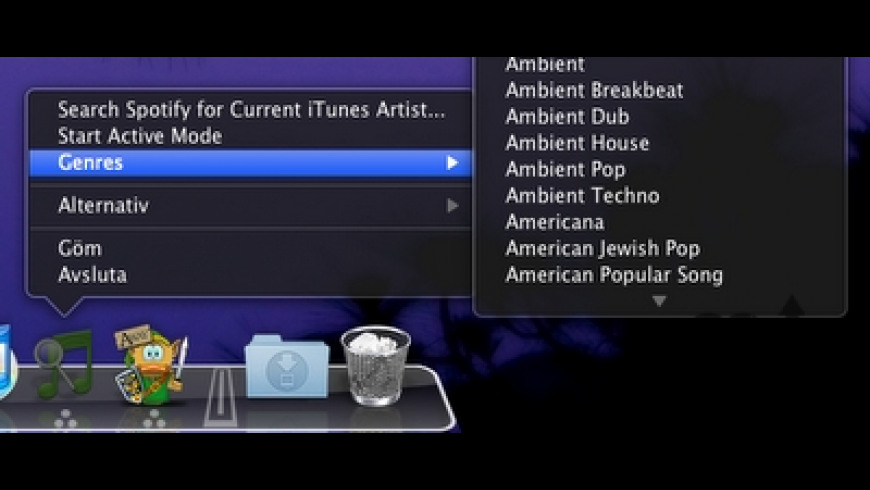 Spotifinder for Mac - review, screenshots