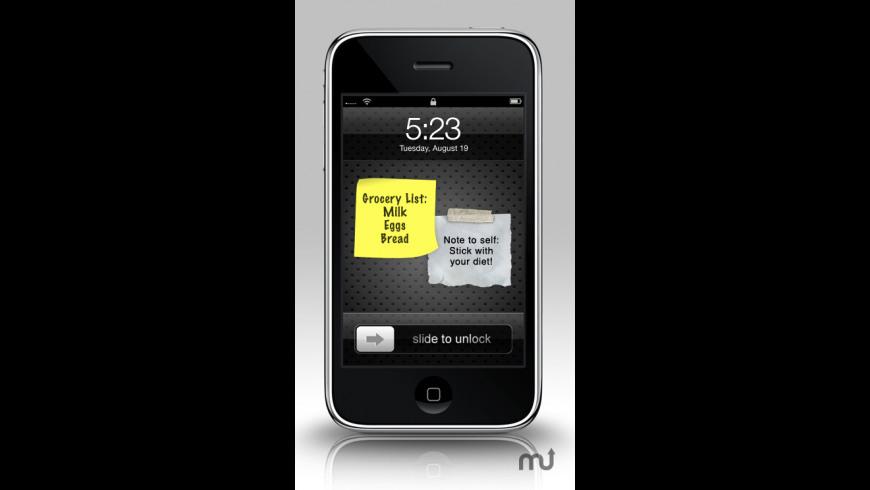 Stick It for Mac - review, screenshots