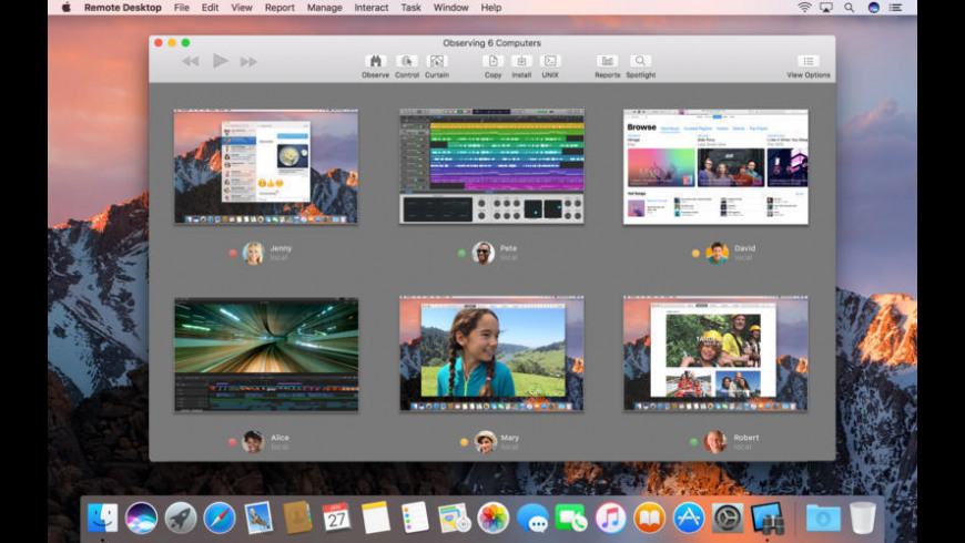 Apple Remote Desktop 3 9 Free Download for Mac | MacUpdate