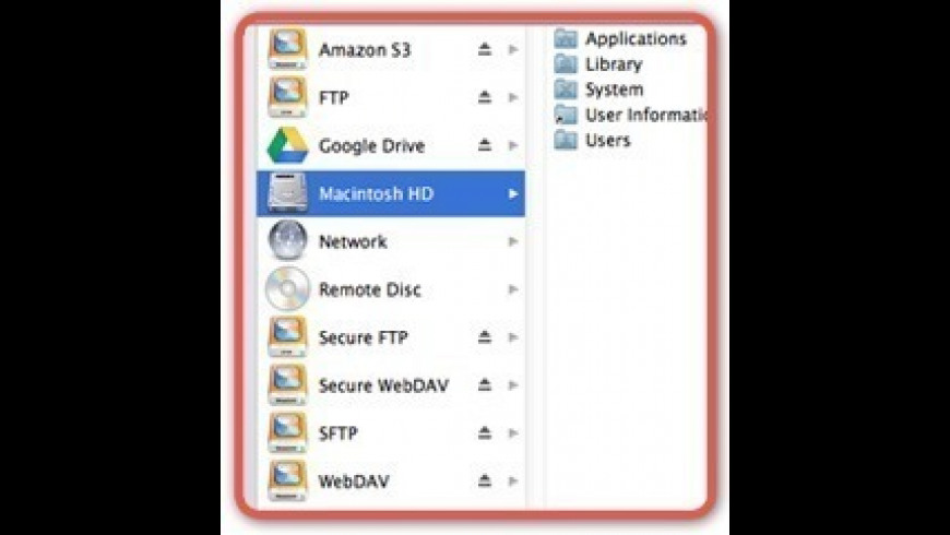 WebDrive 2018 0 Free Download for Mac | MacUpdate