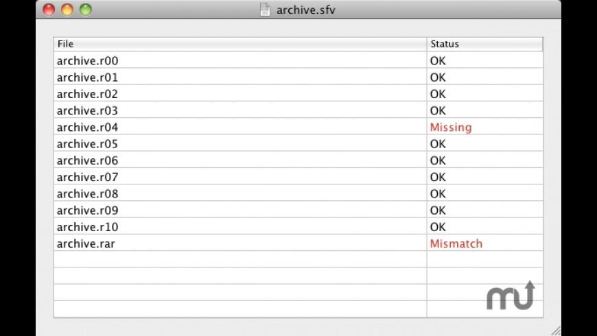 Affirmative for Mac - review, screenshots