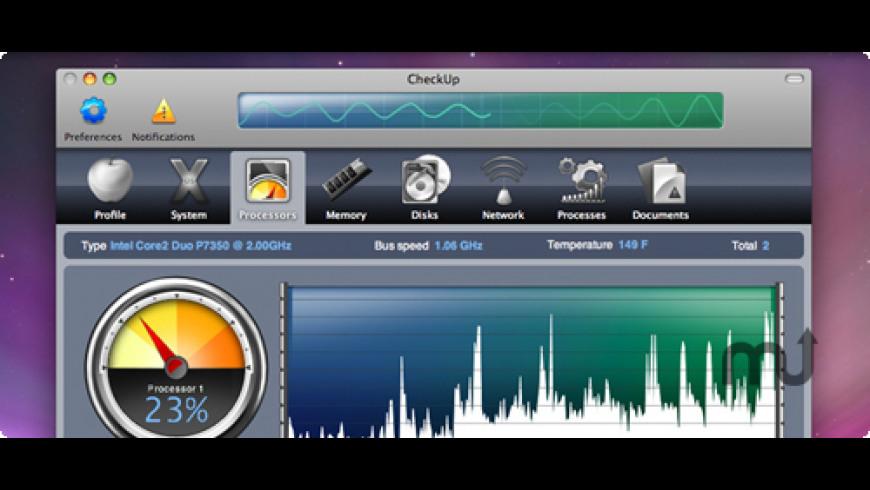 CheckUp4Tiger for Mac - review, screenshots