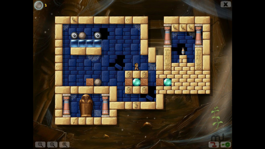 Crystal Cave Classic for Mac - review, screenshots