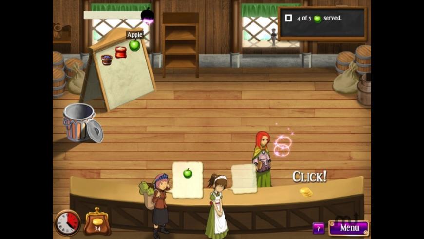 Miriel\'s Enchanted Mystery for Mac - review, screenshots