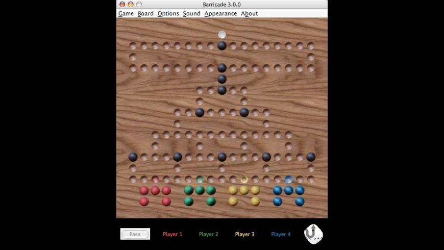 Barricade for Mac - review, screenshots